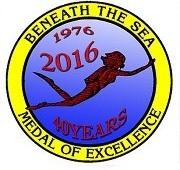Beneath the Sea 40 years - 2