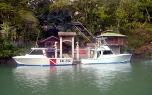 Aguila de Osa Inn (dock)