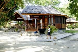 Gangga Island Resort Bungalow
