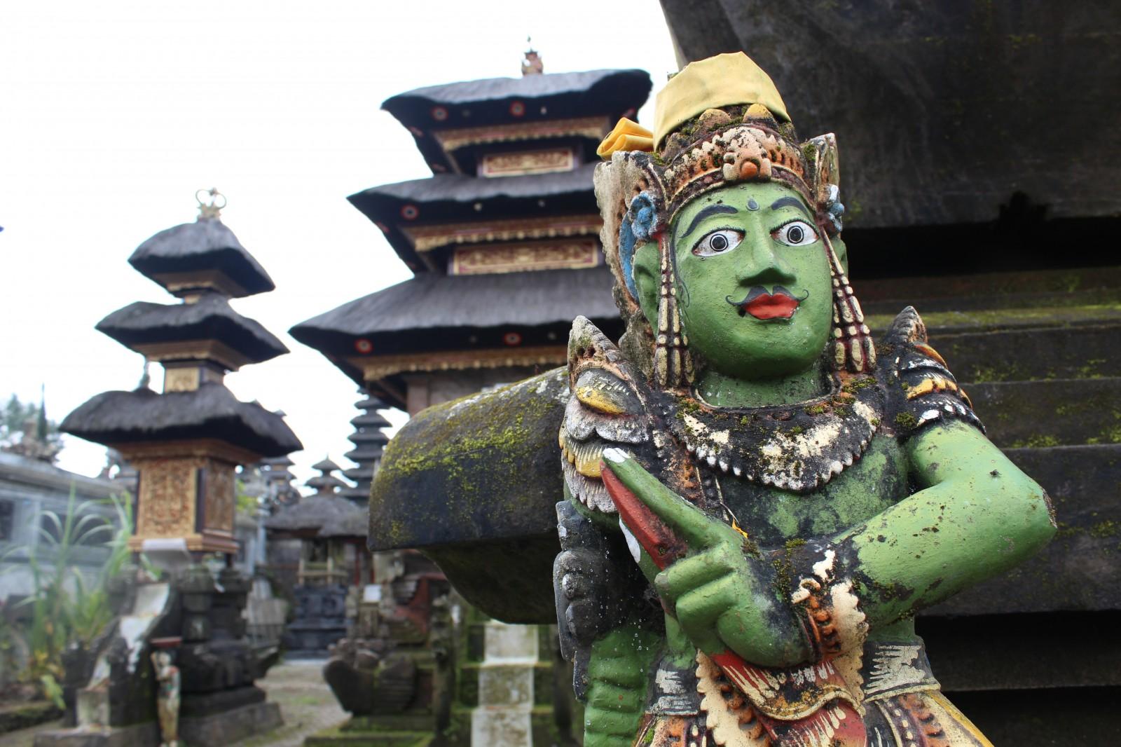 Landing Page Bali