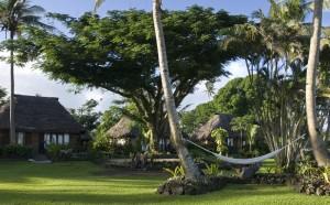 Paradise Taveuni Grounds
