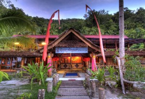Raja Ampat Dive Lodge (lobby)