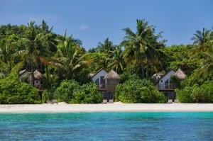 Soneva Fushi Sunrise side Crusoe Villa - Soneva Fushi, Maldives by Dan Kullberg