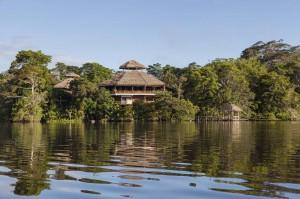 La Selva Jungle Lodge (view)