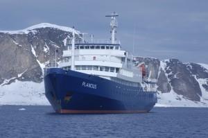 Plancius (boat)