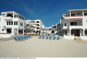 Scuba Club (beachfront view)
