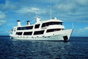 Truk Odyssey Vessel