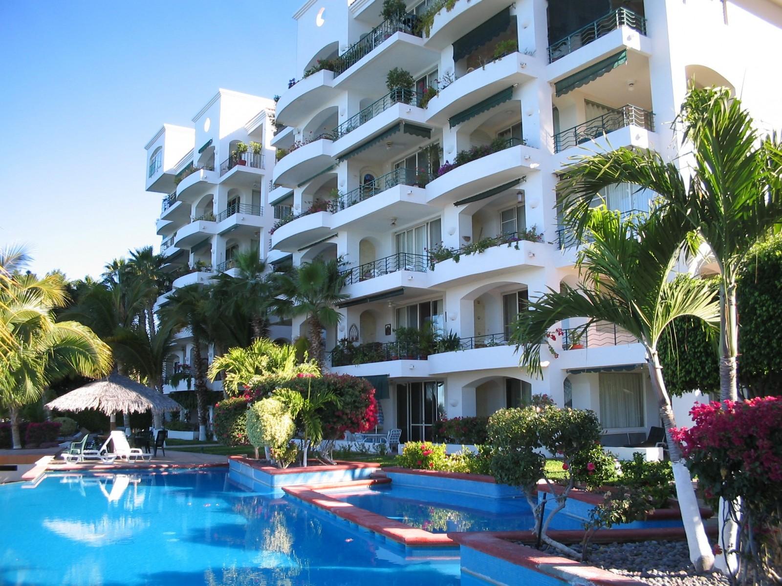 La Concha Balcony Hotel Beach