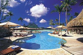 Bora Bora Pearl Beach Resort Spa Reef And Rainforest