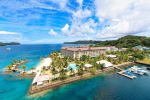 Palau Royal Resort - overview