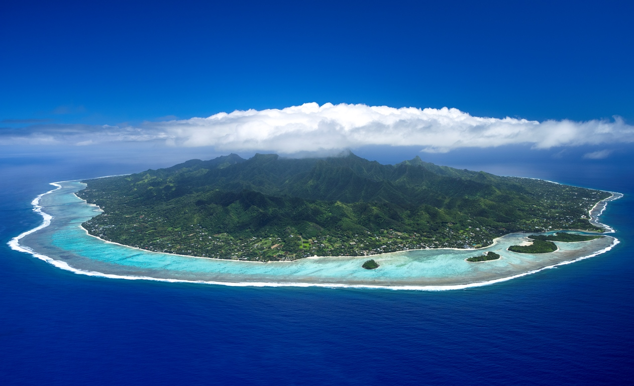 Cook Islands - Reef and Rainforest